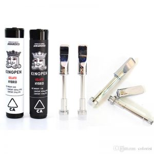 710 King Pen Cartridges, Vape pen cartridge refill
